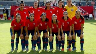 Chili, équipe soccer féminin