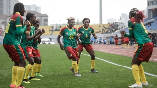 Cameroun soccer féminin