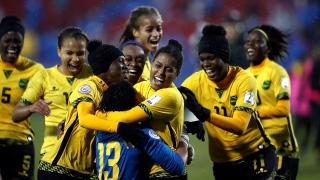 Jamaïque soccer féminin 2019