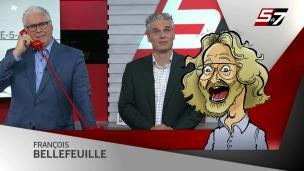 François Bellefeuille appelle au 5 à 7