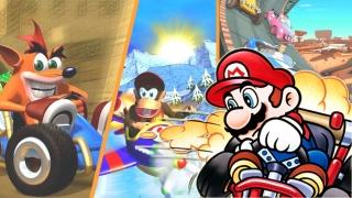 Top 15 des meilleurs clones de Mario Kart