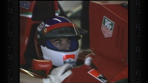 Il était une fois... une journée avec Jean Alesi