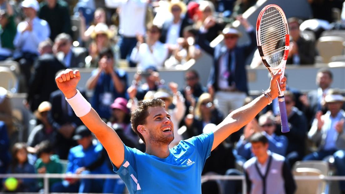 Encore une finale Thiem-Nadal — Roland Garros