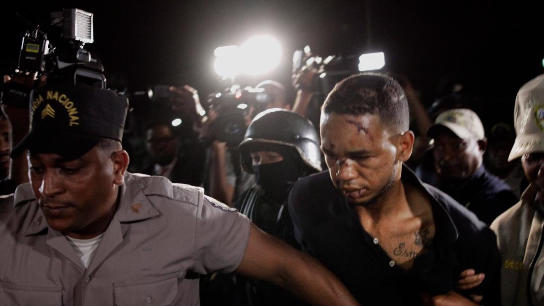 David Ortiz transporté à Boston — Atteint par balle