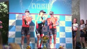 Moments forts du GP Cycliste de Gatineau et de la 2e tranche du Coupe du Québec