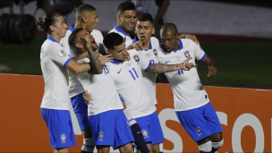 Bolivie 0 - Brésil 3