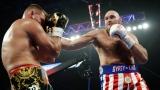 Tom Schwarz et Tyson Fury