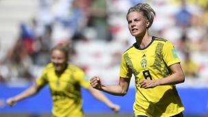 Suède 5 - Thaïlande 1
