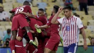 Copa America : Paraguay 2 - Qatar 2