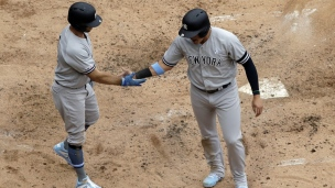 Yankees 10 - White Sox 3