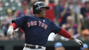 Red Sox 8 - Orioles 6 (10 manches)
