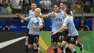 Uruguay 4 - Équateur 0