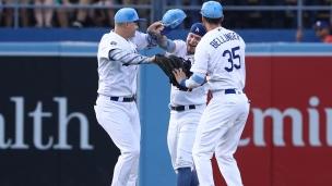 Cubs 2 - Dodgers 3