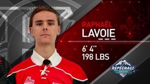 Repêchage LNH 2019 : Raphaël Lavoie