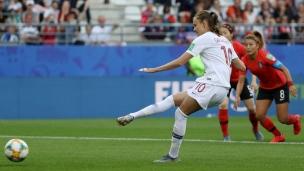 Corée du Sud 1 - Norvège 2