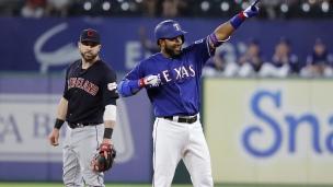 Indians 2 - Rangers 7