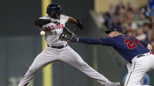 Red Sox 2 - Twins 0