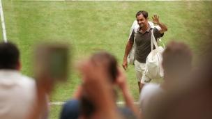 Federer réussit sa rentrée à Halle