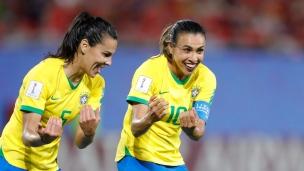 Italie 0 - Brésil 1