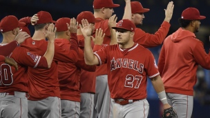 Angels 3 - Blue Jays 1