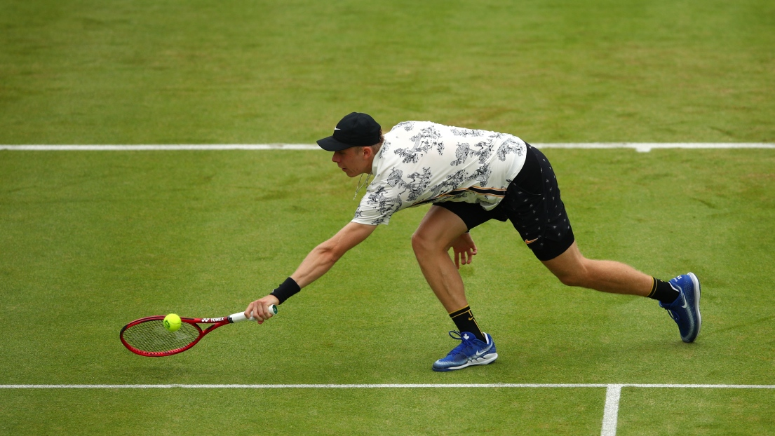 Denis Shapovalov éliminé au 1er tour du tournoi du Queen's Club — ATP