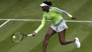 Venus file au 2e tour à Birmingham