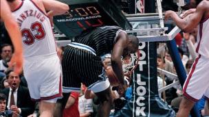 Top-5: Jeux par un premier choix au total dans la NBA