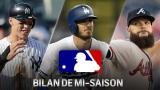 Aaron Judge, Cody Bellinger et Dallas Keuchel