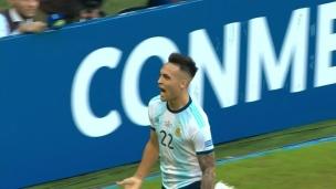 Qatar 0 - Argentine 2