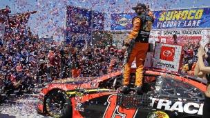Truex Jr remporte l'épreuve de Sonoma