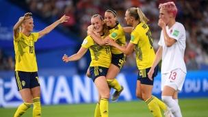 Suède 1 - Canada 0