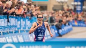 Zaferes et Geens gagnent le Triathlon de Montréal