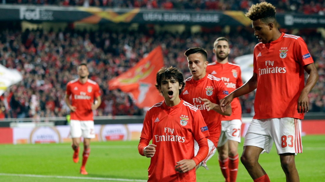 L'Atlético de Madrid s'offre Joao Felix contre 126 millions d'euros — OFFICIEL