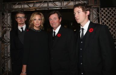 Gretzky revient au Temple