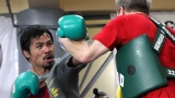 Manny Pacquiao et Freddie Roach