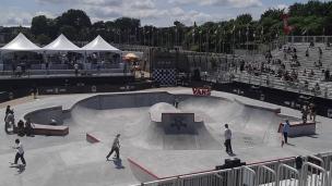 Vans park à Montréal pour la 1re fois