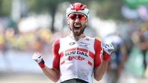 Thomas de Gendt remporte la 8e étape