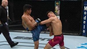 Impressionnante victoire par KO de Jonathan Martinez