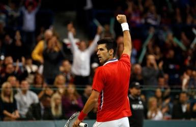Une 3e finale de suite pour Djokovic