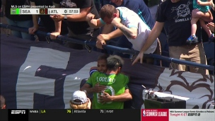 Sounders 2 - Atlanta United 1