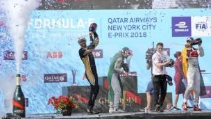 Vergne champion en Formule E
