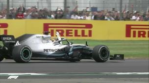 Hamilton établit un record avec un 6e triomphe à Silverstone