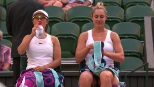 Gabriela Dabrowski s'incline en finale du double à Wimbledon