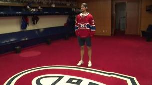 Kinkaid veut profiter d'un nouveau départ à Montréal