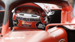 Charles Leclerc s'améliore à grande vitesse