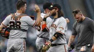 Giants 19 - Rockies 2