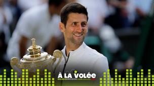 Un Djokovic imperturbable prive Federer d'un 21e trophée majeur