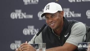 Woods estime ne pas être « à son niveau optimal »