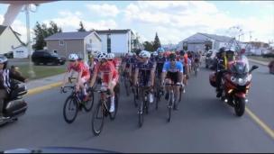 C'était le lancement du Tour de l'Abitbi 2019!
