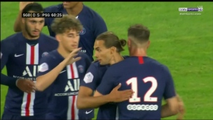 Dynamo Dresde 1 - Paris St-Germain 6